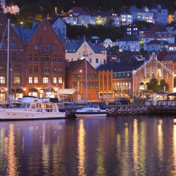 Bergen, Norway // © 2013 Thinkstock