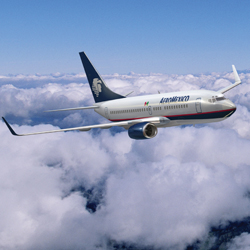 Travel Impressions' Dedicated Vacation Flights provide hassle-free travel for clients. // © 2014 Aeromexico Airlines