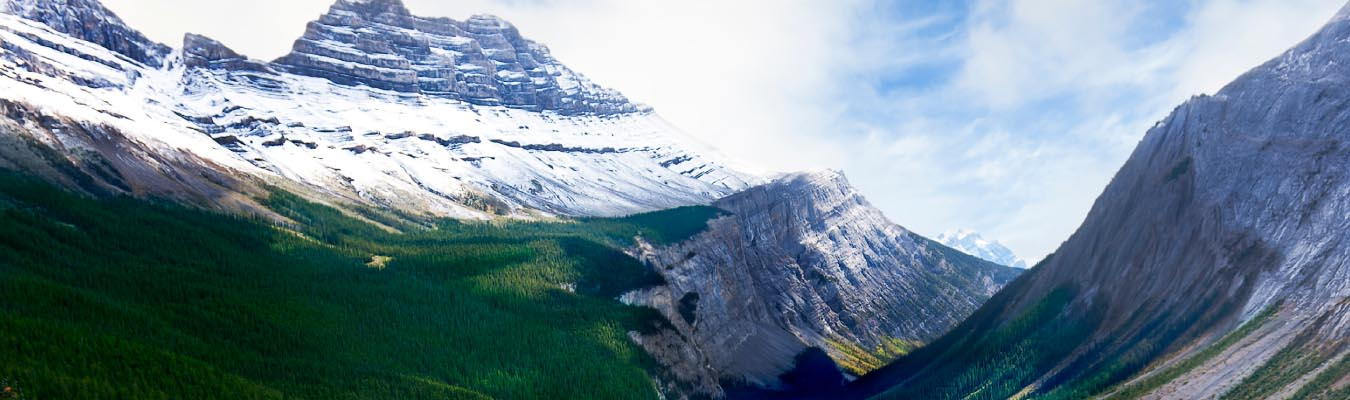 Columbia Icefield Road Trip