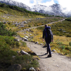 <p>Jasper National Park has miles of hiking trails for all ability levels. // © 2014 Tourism Jasper</p><p>Feature image (above): Visitors interested...