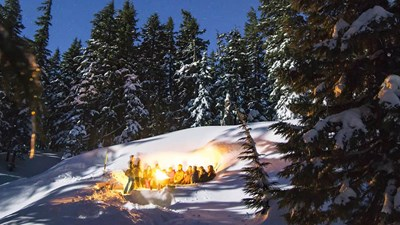 Why Winter in Bend Makes for an Epic Trip