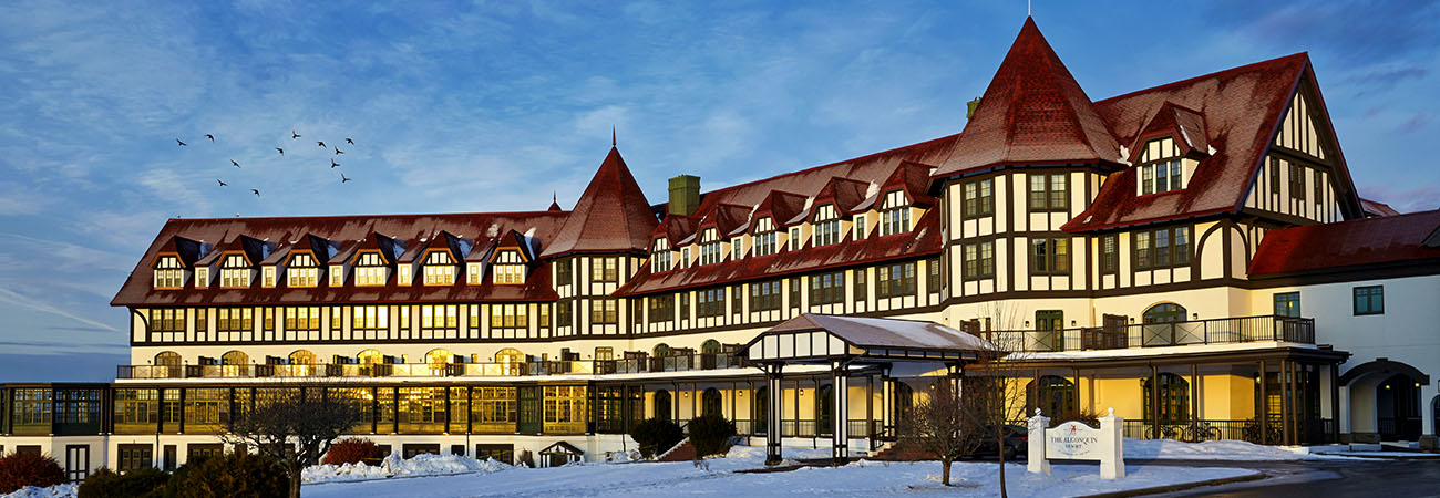 The Historic Algonquin Resort Gets a Refresh