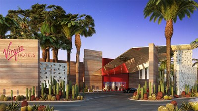 An Inside Look at the New Virgin Hotels Las Vegas