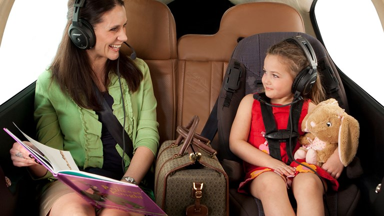 Families represent a growing segment in the private travel market.