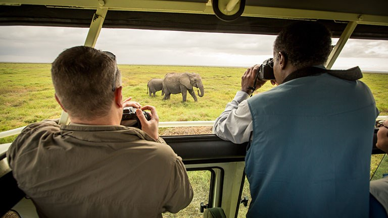 Abercrombie & Kent has seen a recent spike in requests from U.S. seniors for Africa safari vacations.