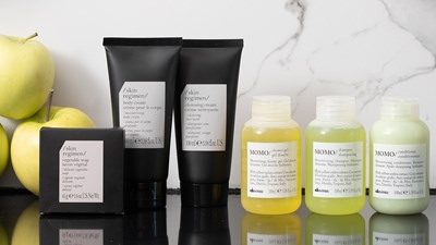 W Hotels Trades Out Bliss for Davines Group, a More Sustainable Option