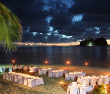 New Years in Fiji is one way to celebrate winter's holidays in good weather. // © 2012 Vomo Island Resort on Fiji