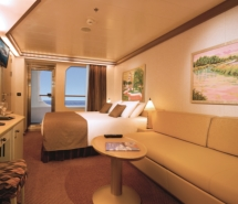 Cove Balcony Rooms // (c) 2010 Carnival Cruise Lines