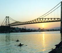 Florianopolis, Brazil, is a hot spot for travelers. // c 2012 Florianopolis e Regiao Convention & Visitors Bureau