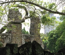 Old Panama is not to be missed. // © 2011 Monica Poling