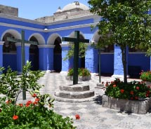 The Santa Catalina Monastery // © 2012 Janeen Christoff