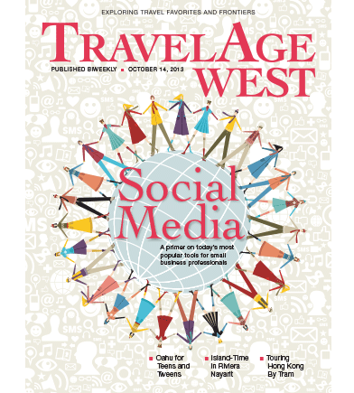 October 14, 2013 Cover Image // (c) 2013 TravelAge West