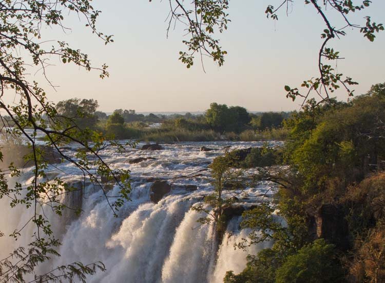 Victoria Falls is one of the seven natural wonders of the world. // (c) The Royal Livingstone