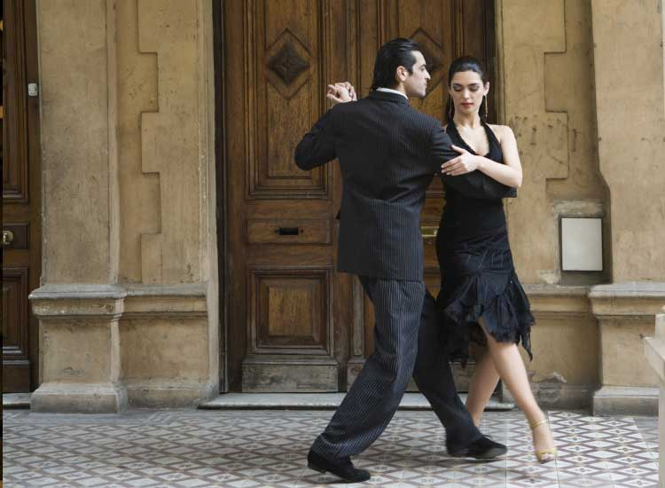 Tango is one of the hottest special interests for visitors. // © 2013 Thinkstock