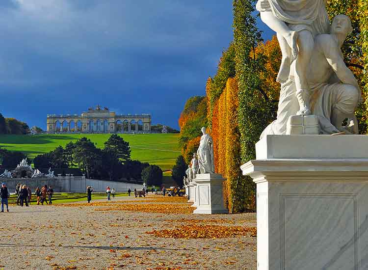 Schoenbrunn Palace, First Place, 2013 TravelAge West reader photo contest // © 2013 Kari C. Thomas