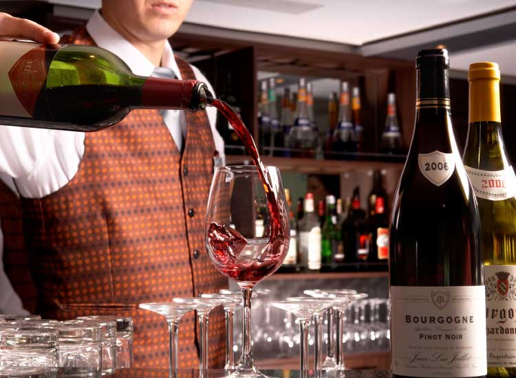 Avalon offers several wine-appreciation theme cruises. // (c) 2014 Avalon Waterways
