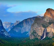 Clients are increasingly interested in tours closer to home, like those to Yosemite National Park. // © 2012 Brendan Vacations